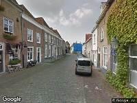 112 melding Besteld ambulance vervoer naar Wijksestraat in Heusden