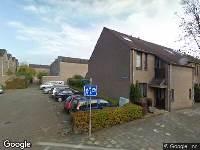 112 melding Ambulance naar Paddestoelweg in Alphen aan den Rijn