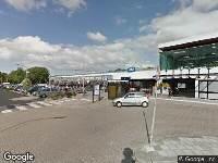 112 melding Brandweer naar Stationsplein in Weesp vanwege een liftopsluiting