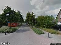 112 melding Brandweer naar Papenvoort in Geldrop