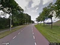112 melding Ambulance, brandweer en politie naar Turnhoutsweg in Zwolle vanwege letsel