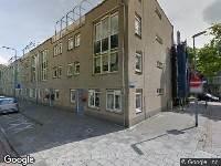 112 melding Besteld ambulance vervoer naar Beukendaal in Rotterdam