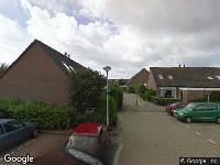 112 melding Besteld ambulance vervoer naar Gasthuis in Zuidland