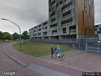 Brandweer naar Nonnenveld in Breda