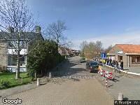 112 melding Ambulance naar Schoolstraat in Koedijk