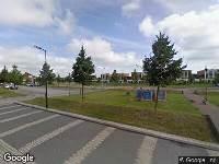 112 melding Brandweer naar Annie M.G. Schmidtstraat in Alkmaar