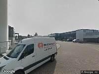 Ambulance naar Jagersheuvelstraat in 's-Hertogenbosch