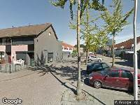 Ambulance naar Tourmaletstraat in Tilburg