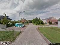 112 melding Brandweer naar Vecht in Hoogeveen