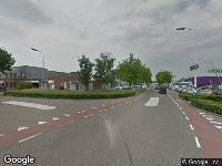 112 melding Ambulance naar Industrieweg in Boxtel