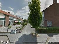 112 melding Brandweer naar Faberkamp in Arnhem