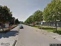 112 melding Brandweer naar Dokter Klinkertweg in Zwolle