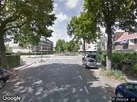 Ambulance naar Bankastraat in Dordrecht