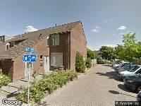 112 melding Ambulance naar De Hil in Hendrik-Ido-Ambacht