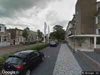 Brandweer naar Rhijnvis Feithlaan in Zwolle vanwege waarnemen gaslucht