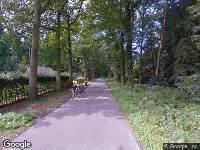 Ambulance naar Bouvignedreef in Breda