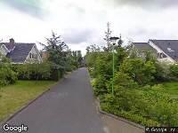 Traumahelikopter naar Lommerhof in Heerhugowaard