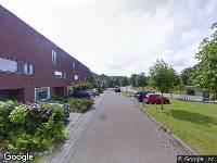 Brandweer naar De Heze in Breda