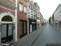 Brandweer naar Ginnekenstraat in Breda