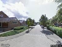 112 melding Brandweer naar Europasingel in Koudekerk aan den Rijn vanwege brand