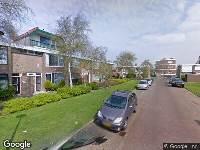 112 melding Ambulance naar Beilerstroomweg in Den Helder