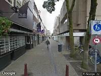 Brandweer naar Roggenstraat in Zwolle
