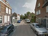 Ambulance naar Graaf van Bloisstraat in Gouda