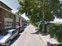 112 melding Ambulance naar Giraffestraat in Rotterdam