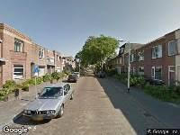 Brandweer naar Valkenierslaan in Breda vanwege schoorsteenbrand