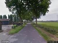 112 melding Brandweer naar Zandstraat in Berkel-Enschot