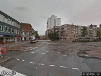 112 melding Ambulance naar Piusplein in Tilburg