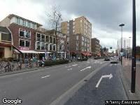 112 melding Besteld ambulance vervoer naar Heuvelring in Tilburg