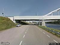 112 melding Brandweer naar Groenewoudsedijk in Utrecht vanwege afgaan automatisch brandalarm