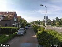 112 melding Ambulance naar Parallelweg in Klaaswaal