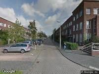 Brandweer naar Eerste Westerparklaan in Utrecht vanwege een buitenbrand