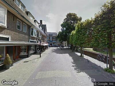 Ambulance naar Van Schagenstraat in Voorburg