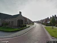 Brandweer naar Fonteinstrjitte in Holwerd