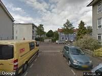 112 melding Ambulance naar Kokmeeuwstraat in Dordrecht