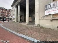 112 melding Politie naar Haarlemmerplein in Amsterdam vanwege letsel