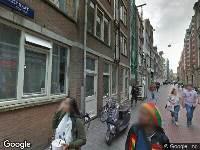 112 melding Politie naar Warmoesstraat in Amsterdam vanwege letsel