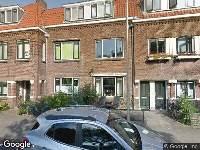 Ambulance naar Merwedekade in Utrecht
