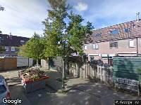 112 melding Ambulance naar Lisztplein in Zeist