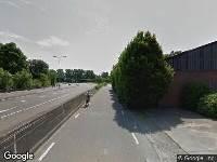 112 melding Brandweer naar Herenweg in Alphen aan den Rijn