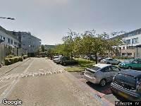 Ambulance naar Groningenstraat in Alphen aan den Rijn
