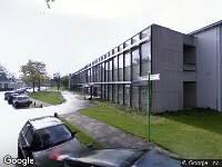 112 melding Besteld ambulance vervoer naar Dr. Poletlaan in Eindhoven