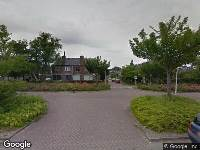 112 melding Ambulance naar Windsingel in Barendrecht