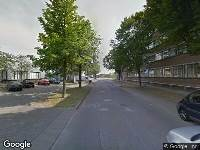 112 melding Ambulance naar Van Oldenbarneveldtstraat in Arnhem