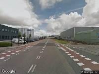 112 melding Brandweer naar Donker Duyvisweg in Dordrecht