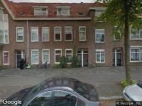 Ambulance naar Rijnlaan in Utrecht