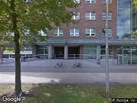 112 melding Ambulance naar Mercatorlaan in Utrecht
